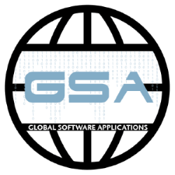 Global Software Applications Logo